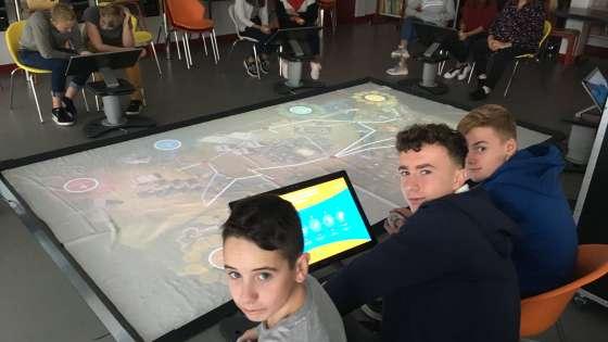 Les défis du transport de l'électricité - Collège Notre Dame D'espérance Cleder